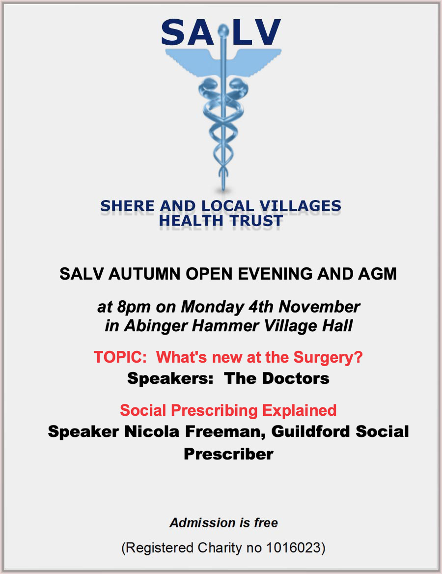 Shere Village 2019